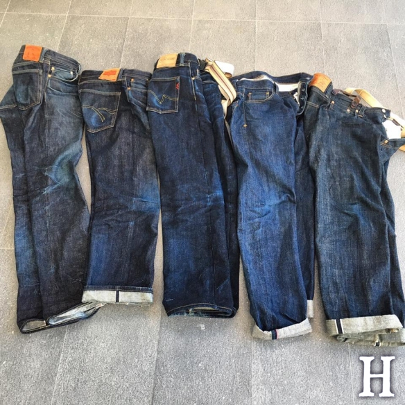 Svante Jeans Collection