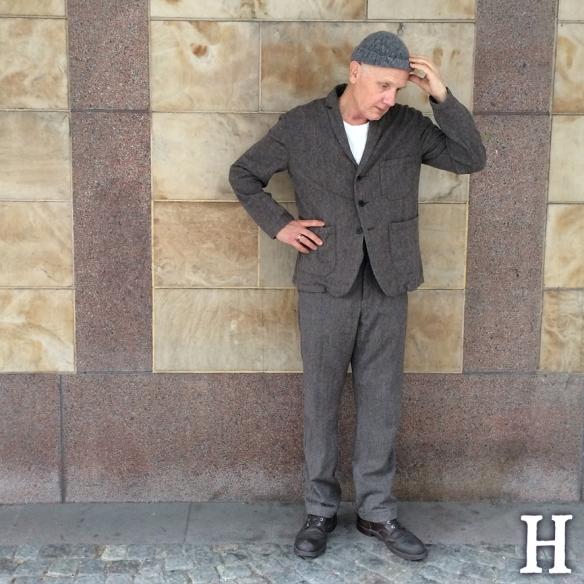 Svante Levis LVC Suit