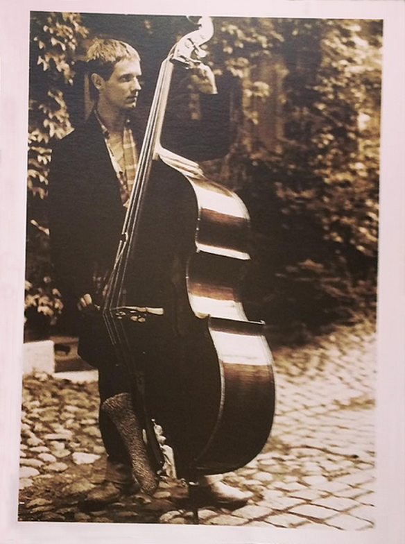 Svante Younger Double Bass