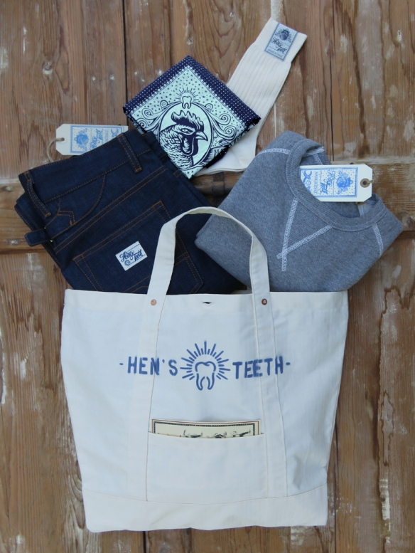 Hen's Teeth Mens Kit